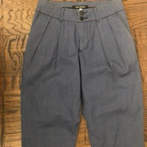 Lee Denim blue mid rise straight leg jeans 27